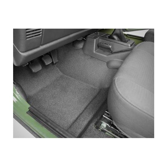 BedTred Jeep Wrangler Floor Liners_1