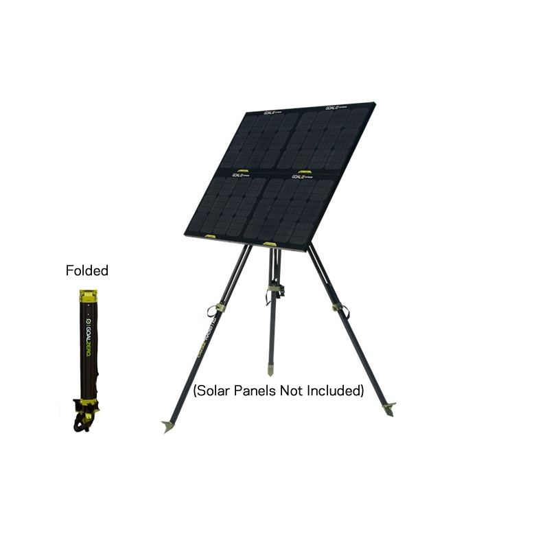 Goal Zero Solar Panel Tripod Stand from CPW