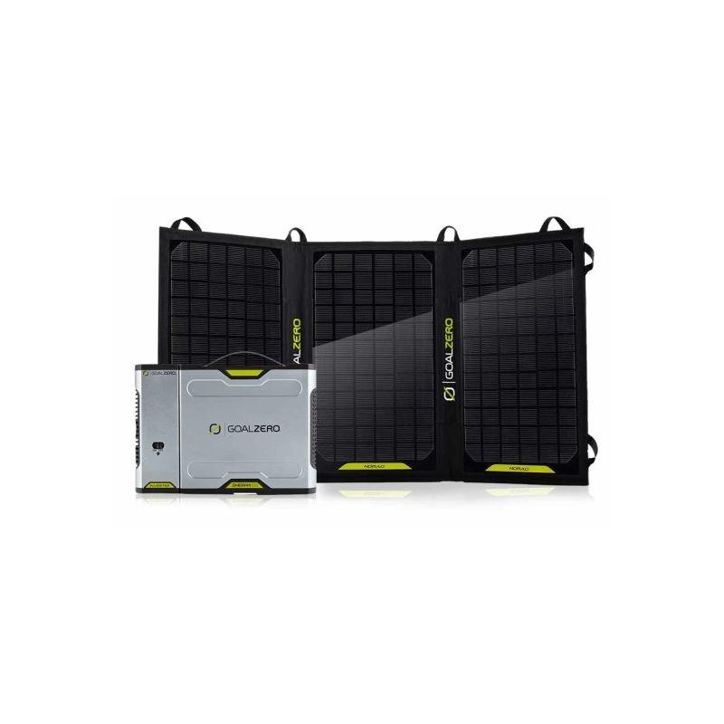 Goal Zero Sherpa 100 Solar Recharging Kit (Inverte